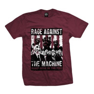 Remera Rage Against The Machine Sleep Now ..