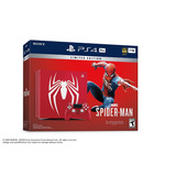 Consola Playstation 4 Ps4 Pro 1tb Limited Edicion Spiderman