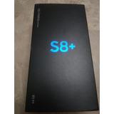 Cel Galaxy S8 Plus 64 Gb Nuevo Liberado