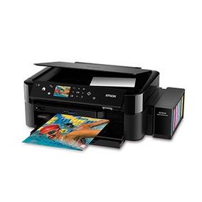 Impressora Multifuncional Epson Ecotank L850 Inkjet Cd Dvd