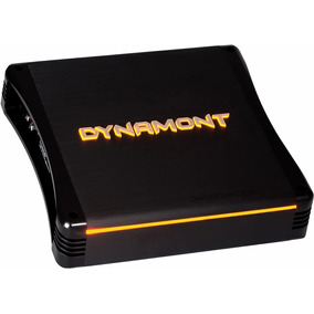 Potencia Auto Dynamont D400.2 Para Driver Tweeter Woofer