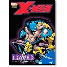 X-men: Massacre - Vol.2