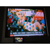 Tv Sony 27 Y Celular Motorola, Con/hdmi Para Conectar En Tv