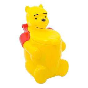Baú Para Guardar Brinquedos Urso Pooh - Xalingo