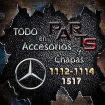 Mataperro 1112 / 1114 Nac. Mercedes Benz Y Mas...