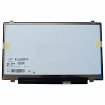 Tela Lcd 14 Polegadas Hd Led Slim Widescreen Para Notebooks