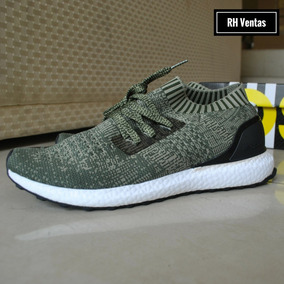 adidas Ultraboost Uncaged Verde