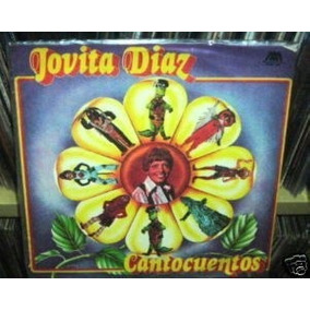 Jovita Diaz Cantocuentos Vinilo Uruguayo