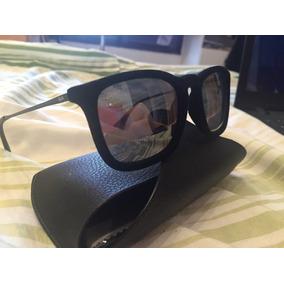 Oculos Ciclope Espelhado De Sol Ray Ban Chris - Óculos no Mercado ... 7e6b8463f9