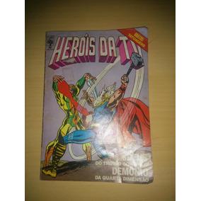Revista Heróis Da Tv 80