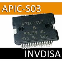 Apic-s03 Circuito Integrado Ecm Integrado Automotriz