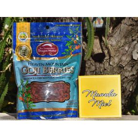 Bayas Goji Orgánicas Certificadas 100% Natural Berries