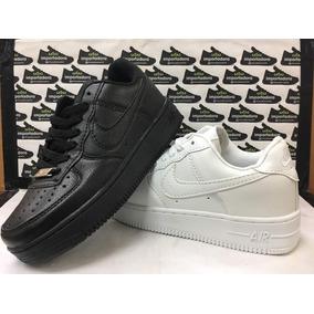 new concept b4c50 b8f3d Nike Force One Escolares Tallas 35 Al 45 Importadora212
