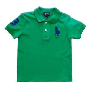 Camisetas Polo Ralph Lauren Para Niño