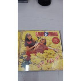 Cd Sandy E Junior - Dig Dig Joy - Usado