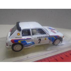 Vitesse 1/43 Peugeot 205 T 16 Rally Montecarlo 1985