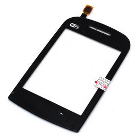 Touch Screen Digitalizador Samsung Star Txt B3410 Negro
