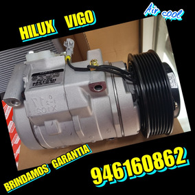 Compresor De Aire Toyota Hilux Petrolero 2012