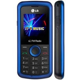 Celular Lg Kp109 Dual Band Radio Fm Somente Vivo