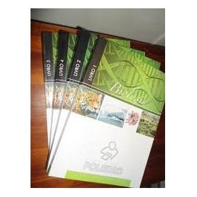 Sistema De Ensino Poliedro Biologia (4 Volumes Frete Pago)
