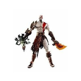 God Of War Vs Medusa 19 Cm Pronta Entrega