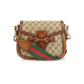 Bolsa Gucci Lady Web Original Canvas Oportunidade