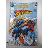 Superman Mundos En Colision Tomo 02 Editorial Vid