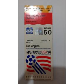 Ingresso Semi-final Copa 1994 Los Angeles