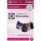 Kit Com 3 Refil Aspirador Electrolux One Descartável