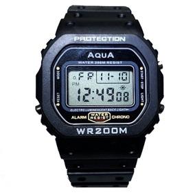 Relógio Aqua Cp519 Original Prova D