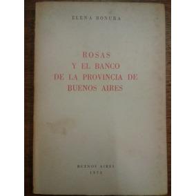 Elena Bonura Rosas Y El Banco De La Provincia Buenos Aires