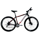 Bicicleta Aro 29 Mtb Totem Manic 27v Acera 3000 Hidráulico