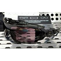 Lentes Oakley Nuevos-oil Rig Con Lunas Black Irdium