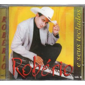 Cd Roberio E Seus Teclados- Vol.9