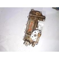 Tampa Do Resfriador Oleo Motor Mitsubishi L200 Triton 3.2