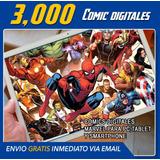 Comics Digitales Marvel Para Pc,tablet Y Smartphone