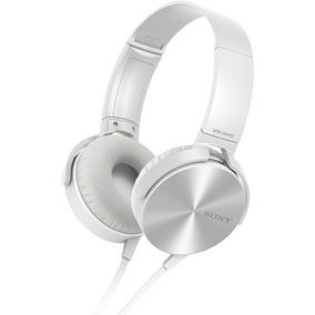 Oferta Headphone Sony Extra Bass Mdr Xb450ap Com Garantia