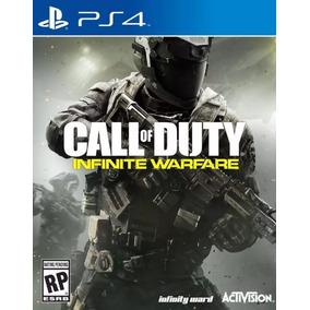 Call Of Duty: Infinite Warfare Ps4 Pronta Entrega Ptbr