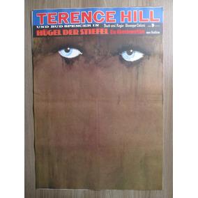 Terence Hill Bud Spencer Hugel Der Stiefel Western Cartaz
