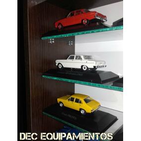 Vitrina Para Coleccion Autos Clasicos Argentinos