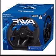 Volante Hori Racing Wheel Apex Sony Ps3 Ps4 Sellado Ade