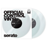 Serato Time Code Transparente Serie Performance O Par 12