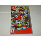Super Mario Odyssey Nintendo Switch - Sellado
