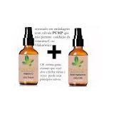 Acido Hialuronico 100% Puro + Vitamina C 35% Alta Potencia