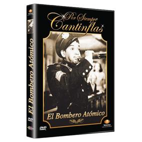 El Bombero Atomico Cantinflas Pelicula Dvd
