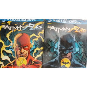 Batman/flash -o Bóton -panini