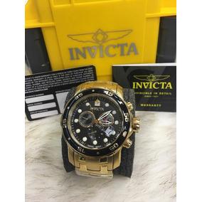 60d205362c4 Gxp 1615 - Relógio Invicta Masculino no Mercado Livre Brasil