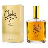 Revlon Charlie Gold Eau De Toilette Spray 100ml F. Grátis
