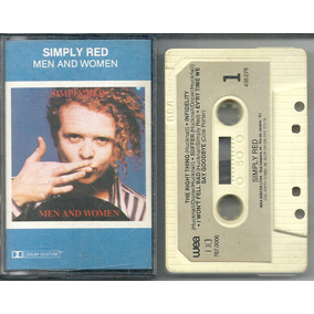 Fita Cassete K7-simply Red-men And Women