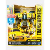 Transformers Bumblebee Energizado Vocho 25 Sonidos Hasbro